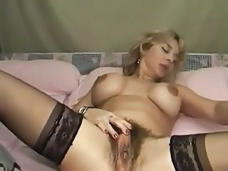 Fetish Hairy Masturbating