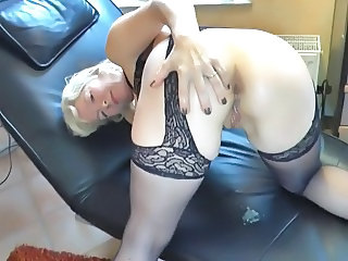 Amateur Ass Blonde Pantyhose Wife
