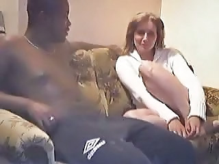HiddenCam Interracial  Voyeur Wife
