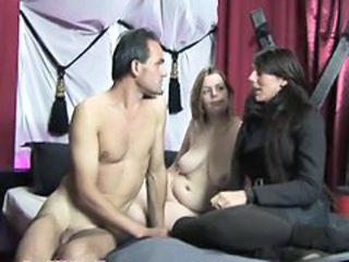 Amateur European   Threesome