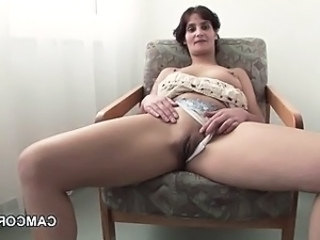 Amateur Casting European German Mature Pussy Shaved