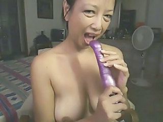 Asian Mature Toy