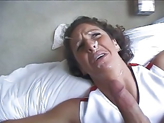 Amateur  Cumshot Facial Homemade