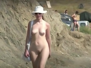 Beach  Nudist Outdoor Public Voyeur