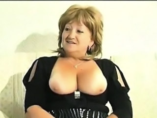 Blonde Mature Mom