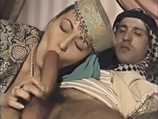 Arab Blowjob Clothed  Vintage