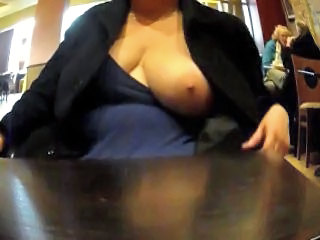 Amateur Big Tits Chubby  Public Wife