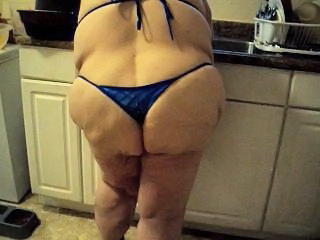 Amateur  Homemade Kitchen Panty Wife