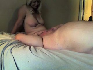 Amateur Big Tits Homemade Mature Older  Wife