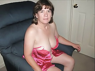Amateur Big Tits Homemade Lingerie Mature Wife