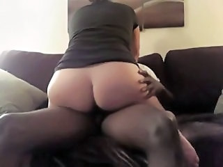 Ass Clothed Interracial Riding Webcam Wife