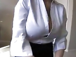 Amateur Big Tits Office Secretary
