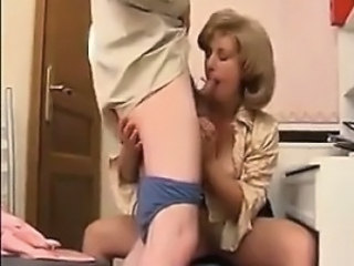 Amateur Blowjob  Russian