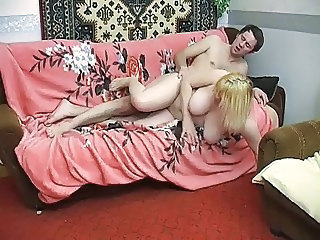 Amateur Big Tits Blonde  Russian