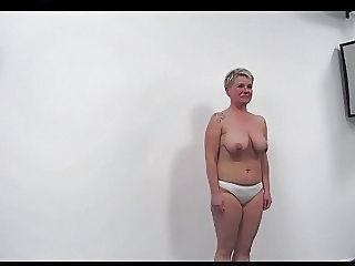 Amateur Big Tits Blonde Casting  Natural Panty
