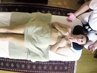 Babe Cute Massage