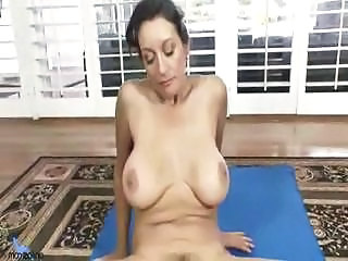 Arab Brunette Mature