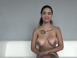 Amateur Big Tits Casting  Natural