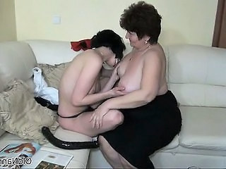Daughter Lesbian Mature Old and Young