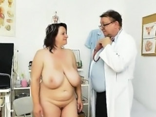 Big Tits Chubby Doctor Mature Older