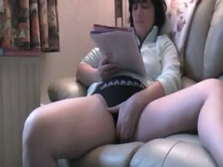 Amateur Masturbating Mature Wife