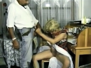 Blonde Handjob Interracial Mature
