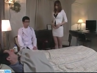 Asian Japanese  Skirt Wife
