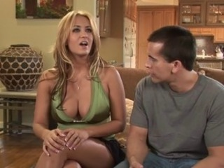 Amazing Big Tits Blonde Cute  Pornstar Silicone Tits Wife