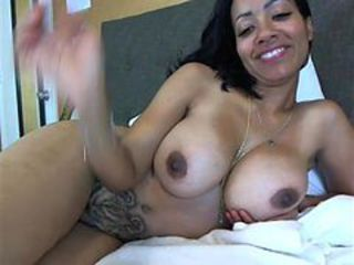 Amazing Big Tits Latina  Webcam