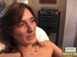 European German Mature Wife