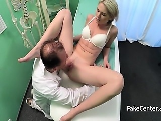 Daddy Doctor  Pussy Shaved