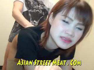 Amateur Asian Clothed Doggystyle  Thai