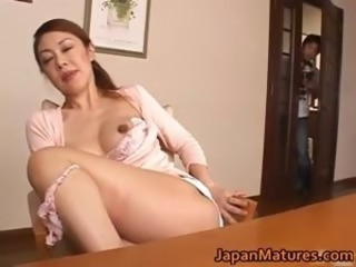 Asian Japanese Mature Mom Old and Young Voyeur