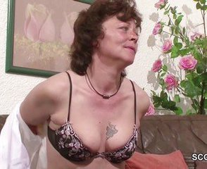 Cash European German Lingerie Mature
