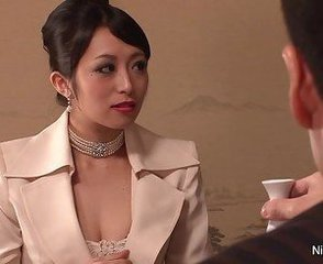 Amazing Asian Brunette Hairy Japanese Mature