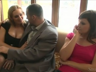 Family  Mom Old and Young Teen Threesome
