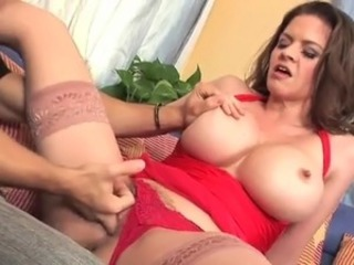 Amazing Big Tits Hairy Lingerie  Mom Old and Young Pussy Silicone Tits Stockings