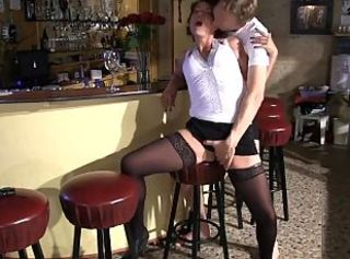 Anal Doggystyle European  Stockings