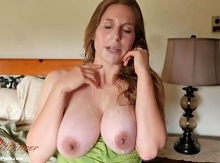 Amazing Big Tits Mature Natural Nipples Redhead