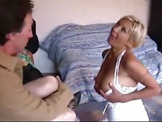 Amateur Drunk European French Wife