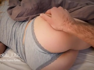 Asian Ass Mom Panty Sleeping