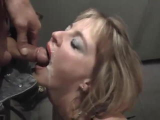 Blowjob Cumshot Facial Interracial Swallow Wife