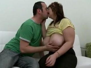 Big Tits Kissing Mature Older