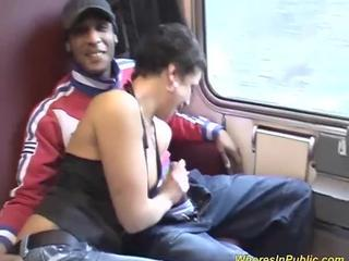 Amateur German Handjob Interracial Public Wife