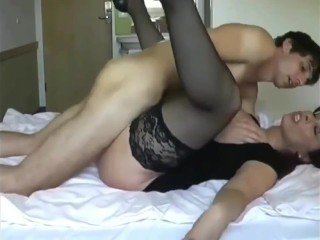 Amateur  Stockings Wife