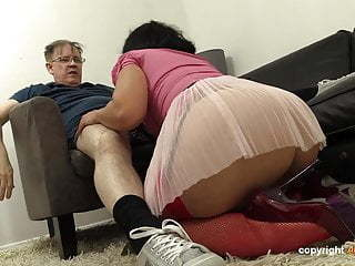 Anal Blowjob Mature Older Wife