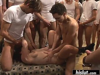 Amateur Gangbang Swingers Wife