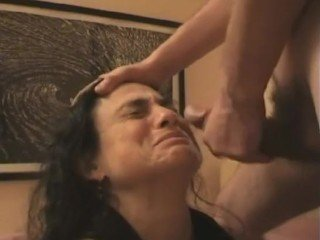 Amateur Cumshot Facial Forced Wife