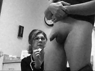 HiddenCam Mature Nurse Public Uniform