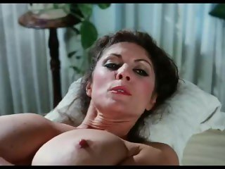 Big Tits Masturbating  Vintage